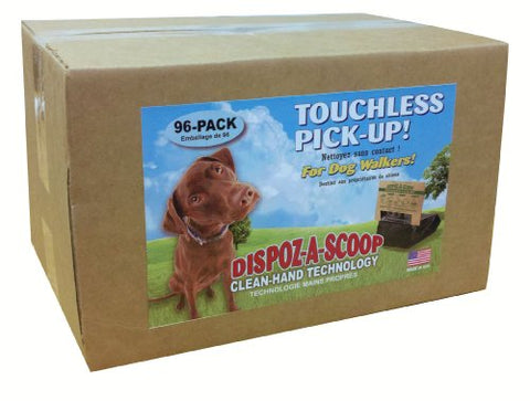 Healthpro Dispoz-A-Scoops For Dogs -