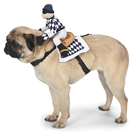 Zack &Amp; Zoey Show Jockey Saddle Dog Costume, Small