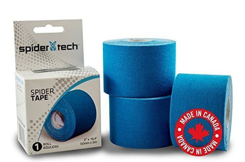 Spidertech - 2  Tape Roll-Blue Kit