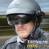 Tachyon Ops Full-Hd 1080P Helmet Camera