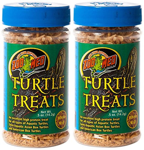Zoo Med Turtle Treat, 0.35 Ounces Each