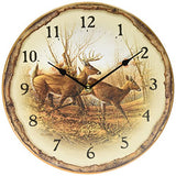 Wild Wings Nature Clock Autumn Run