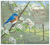 2019 Mini-Wall Calendar,  Hautman Brothers - Songbirds Of Faith