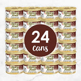 Purina Fancy Feast Classic Pate Tender Beef Feast Wet Cat Food - 3 Oz. Can