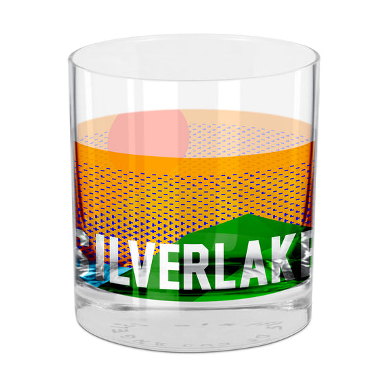 Silverlake Rocks Glass