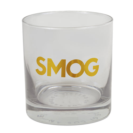 Smog Rocks Glass - Sisters of Los Angeles