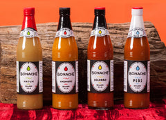 The 4 Pack (best value!) - Bonache Sauce Company
