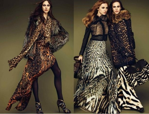 How to Wear Animal Prints And Graphics
