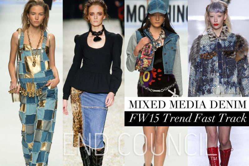 Fall/Winter 2014/2015 Fashion Trends Overview