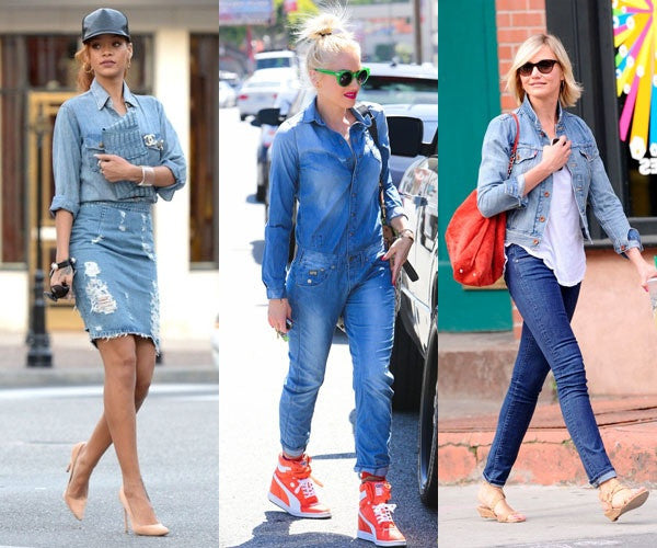 Women's Denim Trends