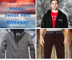 65 MCMLXV Hoody-Sweat Pant Giveaway