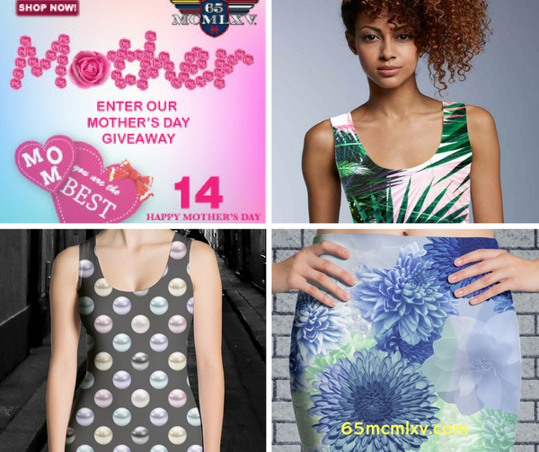 65 MCMLXV Mother's Day Giveaway