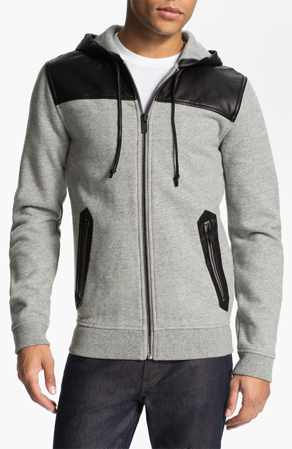 Marc Jacobs Thompson Zip Hoody