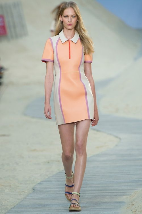 Tommy Hilfiger Polo Inspired Dress