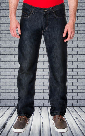 65 MCMLXV Men's Premium Denim Dark Wash Jean-Jean-65mcmlxv