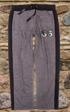 Pant - Men's Dress Sweat Pant In Charcoal