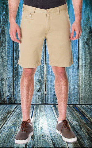 Short - Men's Khaki Chino Short