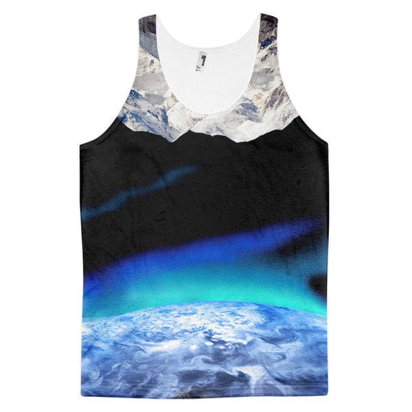 Tank Top - Men's Ice Planet Zero Print Tank Top