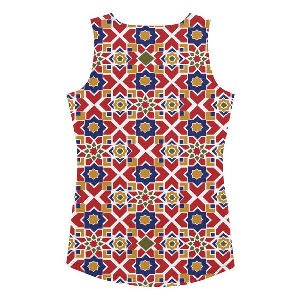 Tank Top - Women's Star Mosaic Tank Top