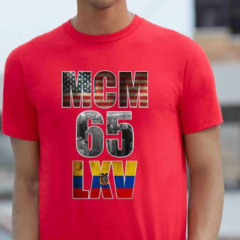 Tee Shirt - Men's 65 Heritage Graphic T-Shirt