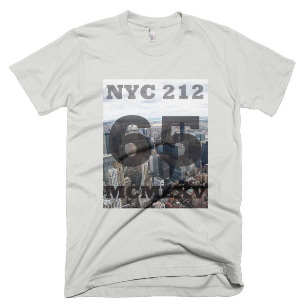 Tee Shirt - Men's NYC Skyline Graphic T-Shirt