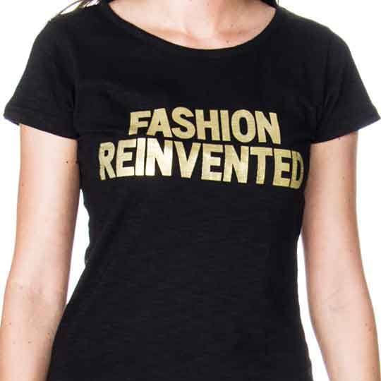 65 MCMLXV Women's Fashion Reinvented Graphic T-Shirt-Tee Shirt-65mcmlxv
