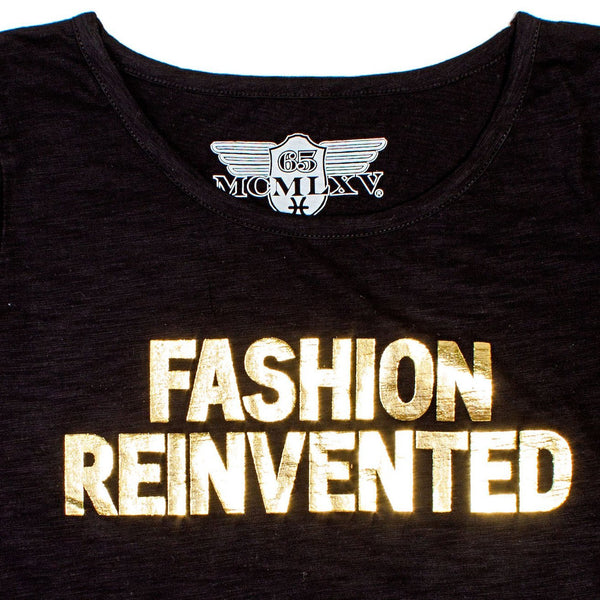 Tee Shirt - Women's Fashion Reinvented Graphic T-Shirt