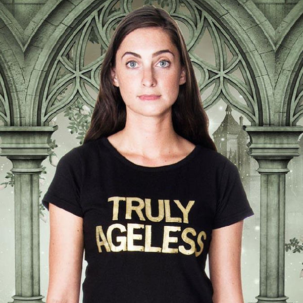 65 MCMLXV Women's Truly Ageless Graphic T-Shirt-Tee Shirt-65mcmlxv