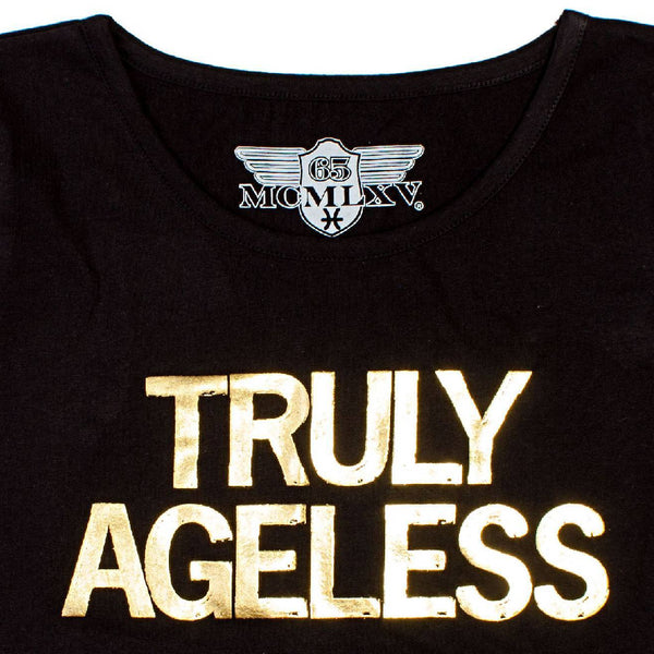 Tee Shirt - Women's Truly Ageless Graphic T-Shirt