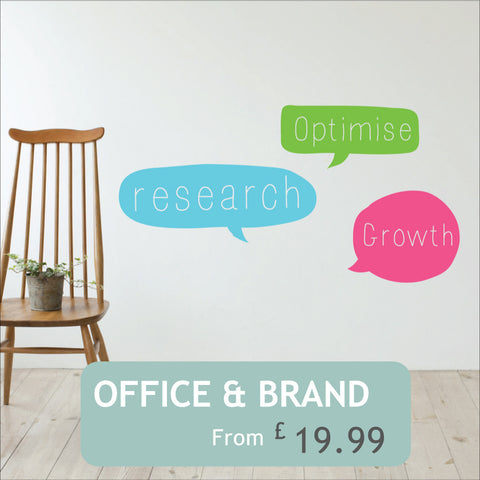 Beau Wall Stickers U0026 Vinyls For Your Home And Office | Wallboss