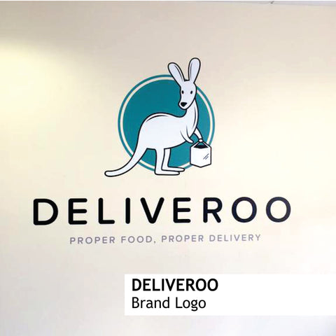 Brand Logo Wall Decal