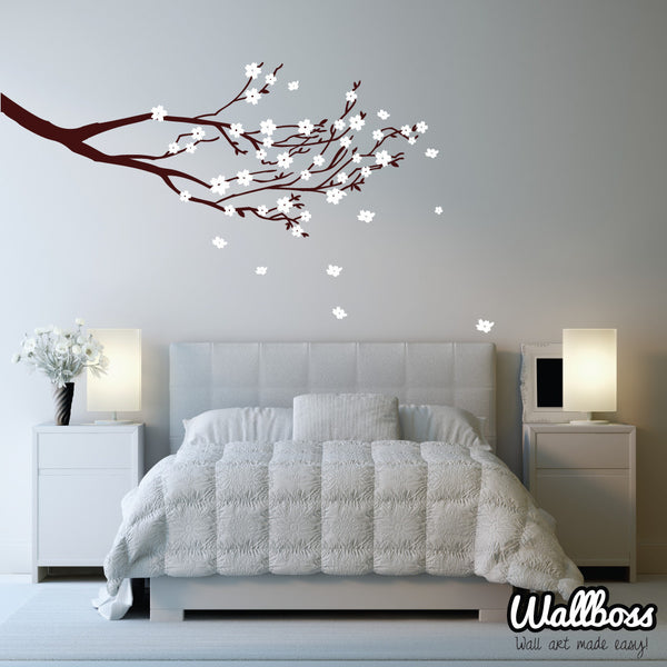 Blossom Flower Branch Wall Sticker