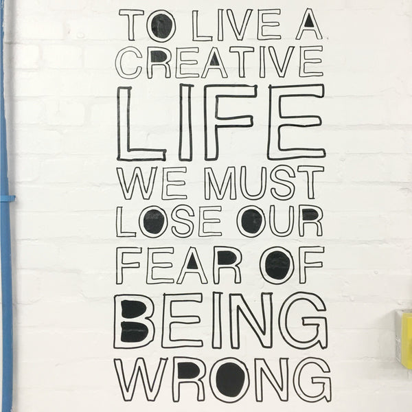 Creative Life Wall Sticker
