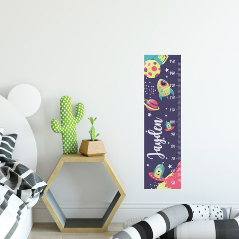Height Chart Wall Stickers