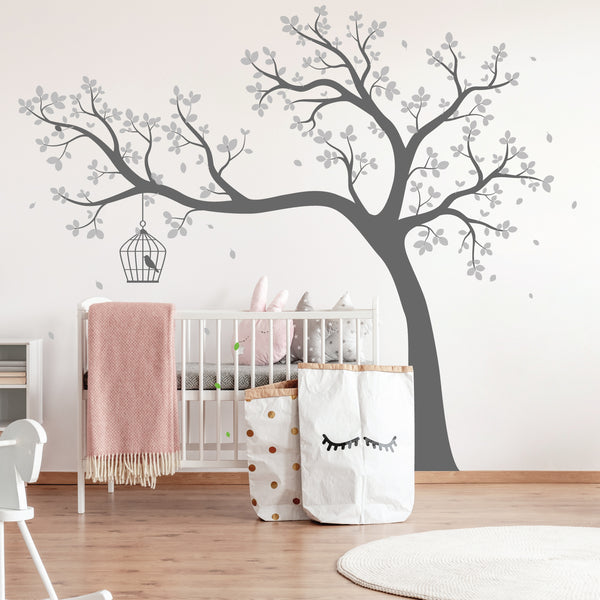 Huge tree for nursery