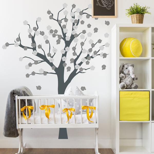 Nursery Tree Wall Vinyl