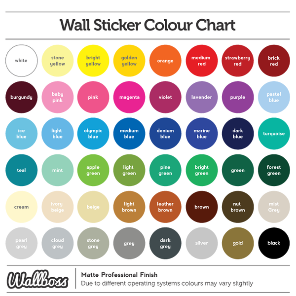 Pixelated Design Tools Wall Stickers