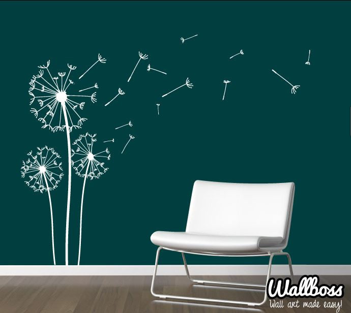Etonnant Dandelion Wall Stickers