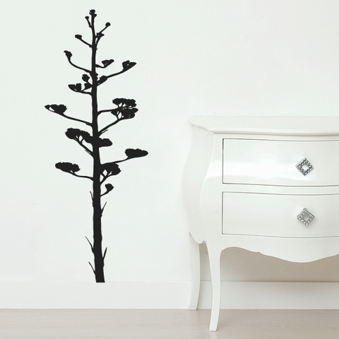 Agave Blossom Wall Sticker