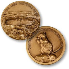 Crater Lake NP Medallion (MM-2848)