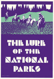 The Lure Of The National Parks • WPA • DWA-1010