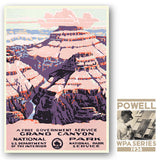 Grand Canyon National Park • WPA • RDE-7050
