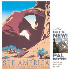 See America: Arches National Park • WPA • RDE-7130