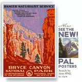 Bryce Canyon National Park • WPA • RDE-7170