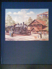 Trains of Discovery by Alfred Runte • Signed by author and numbered* • RRP101L