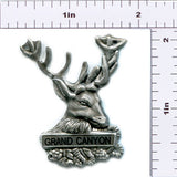 GC1 - GRAND CANYON DEER HEAD
