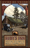 Bryce Canyon National Park / Ruby's Inn Poster • PAL-1114
