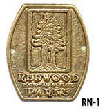 RN1 - REDWOODS NATIONAL PARK
