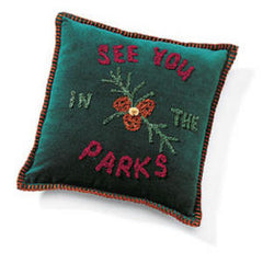PILLOW - SEE YOU IN THE PARKS