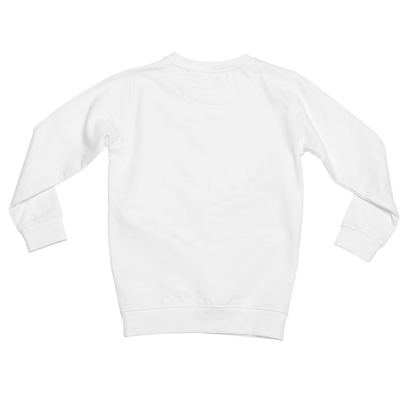 Kids Sweatshirt | White